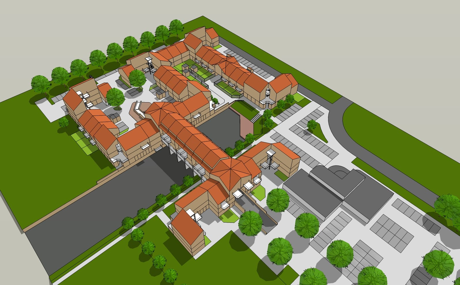 Renovatie en sloop nieuwbouw Roggeakker Zoetermeer